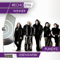 ECHO 2016 Lebenswerk Puhdys