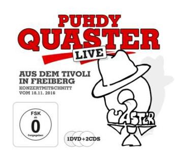 DVD Quaster, Family & Friends
