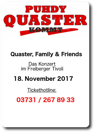 Quastet, Family & Friends