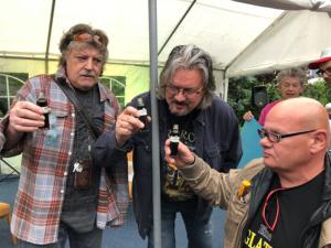 Quaster Fanclubtreffen Erkner 11.05.2018