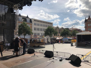 Quaster & Friends in Rudolstadt 01.06.2018