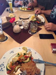 Mittagstisch Dammschenke Jonsdorf